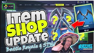 Download 💥MenamesCho's LIVE 🔵 ITEM SHOP UPDATE ✨ COUNTDOWN 🕐 Custom Fortnite Battle Royale 18th June 2019 Video