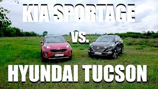 Download KIA Sportage vs. Hyundai Tucson - porównanie (English subs) Video