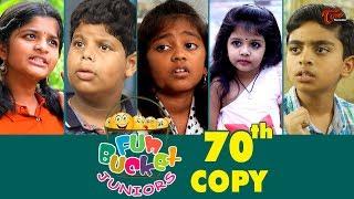 Download Fun Bucket JUNIORS | Episode 70 | Kids Funny Videos | Comedy Web Series | By Sai Teja TeluguOne Video