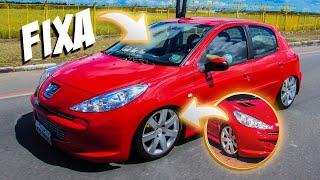 Download Peugeot 207 aro 16 + Suspensão FIXA - ZERO OFF Video