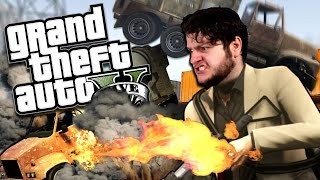 Download FRIENDS DON'T KILL FRIENDS | GTA 5 Funny Moments (Custom Game) Video