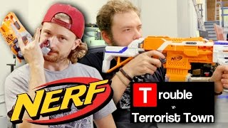 Download Full Office War - NERF TTT Video