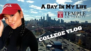Download College Vlog: A Day in My Life // Temple University Video
