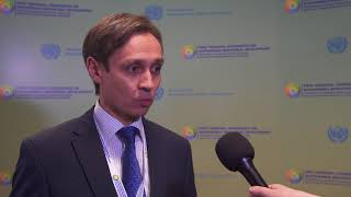 Download CIS Conference: interview with Timur Nurashev Video