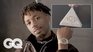 Download Metro Boomin Shows Off His Insane Jewelry Collection | GQ Video