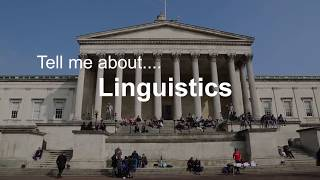 Download Tell me about Linguistics Video