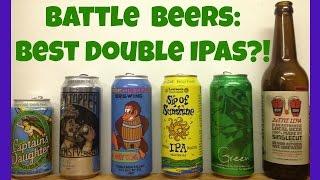 Download Battle Beers: Best Double IPAs Edition - Ep. #616 Video