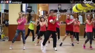 Download Bachata ″Darte un Beso ″ (Prince Royce) (CoreoFitness MundoGuyi) Video