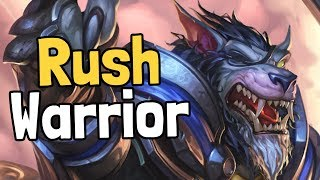 Download Rush Warrior Decksperiment - Hearthstone Video