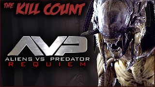 Download Aliens vs. Predator: Requiem (2007) KILL COUNT Video