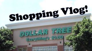 Download Dollar Tree Shopping Trip! | VLOG Video