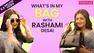 Download What's in my bag with Rashami Desai | S02E10 | Fashion | Pinkvilla | Bollywood Video