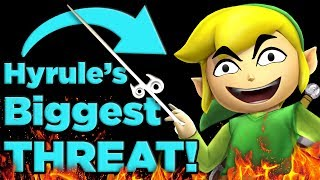 Download Link's ULTIMATE Weapon is....Wind? | The SCIENCE... of Zelda: The Wind Waker Video