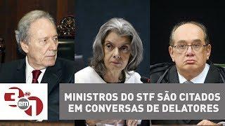 Download Ministros do STF são citados em conversas de delatores da J&F Video