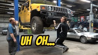 Download Here's Everything That's Broken on the Cheapest Hummer H2 in the USA Video