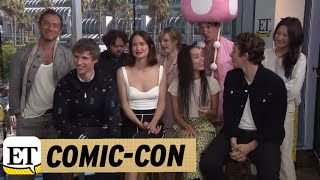 Download 'Fantastic Beasts 2' Cast Talks Epic Johnny Depp Special Appearance at Comic-Con (Exclusive) Video