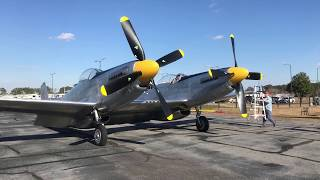 Download XP-82 Twin Mustang First Official Flight [ EXCLUSIVE FIRST VIDEO] Video