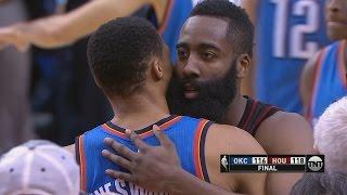 Download Nene Game Winner! Russell Westbrook 49 Pts vs James Harden Thunder vs Rockets Video