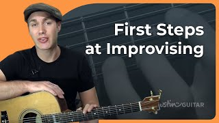 Download Major Scale Pattern 1: Basic Improvisation - How to Play Guitar - Stage 2 Guitar Lesson [IM-123] Video