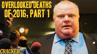 Download Overlooked Deaths of 2016, Part 1 Video