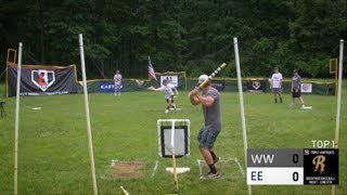 Download WILDCATS vs. EAGLES | MLW Wiffle Ball 2018 Video