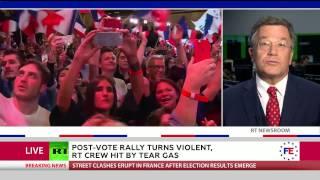 Download Macron is a 'marketing baby of Mr. Hollande' – former adviser to Nicolas Sarkozy Video