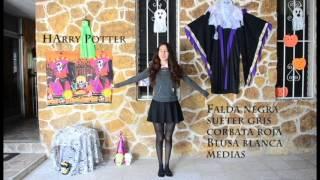 Download Disfraz de Harry potter y dulces tutorial Video