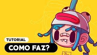 Download COMO DESENHAR COM O MOUSE (Adobe Illustrator) Video