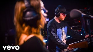 Download CHVRCHES - Somebody Else (The 1975 cover) in the Live Lounge Video