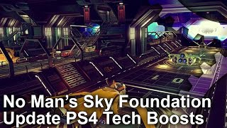 Download No Man's Sky Foundation Update PS4 Tech Enhancements Video