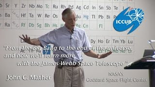 Download ″From the Big Bang to the end of the universe...″ by John C Mather Video