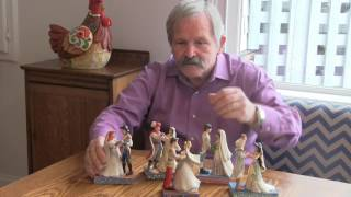 Download Jim Shore Introduces New Disney Wedding Princesses Video