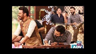 Download Funniest Moment's of today Salam Zindagi | 4th April 2018 Video