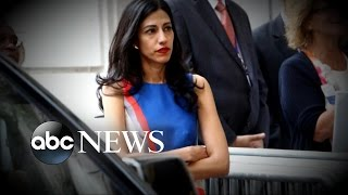 Download Huma Abedin Announces Split From Anthony Weiner Video