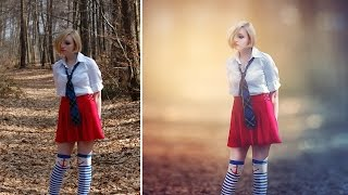 Download Fantasy Looks Photo Effect Editing - Photoshop CC Tutorial Video