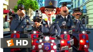 Download Madagascar 3 (2012) - Is There a Problem, Officer? Scene (2/10) | Movieclips Video