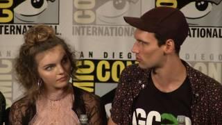 Download Gotham: 2016 Comic-Con Panel Video