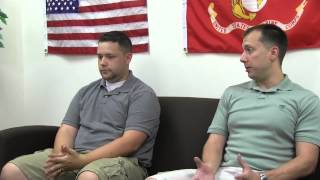 Download Transitioning to College - Two Veterans Video