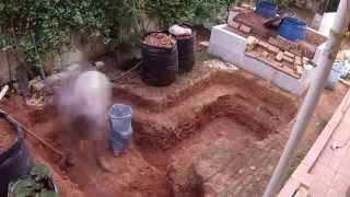 Download Pond construction (3.000 lt) Video