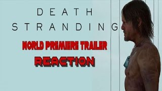 Download Death Stranding The Game Awards 2016 Trailer REACTION Video