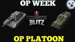 Download Wotb: OP week | OP platoon Video