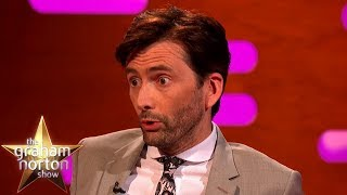 Download David Tennant's Wife Is The Daughter Of Dr Who! | The Graham Norton Show Video
