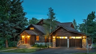 Download Mountain Contemporary Home in Steamboat Springs, Colorado Video