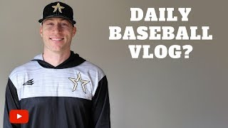 Download Should I Do A Daily Baseball Vlog? Video