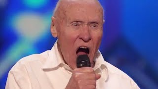 Download 82-Year-Old Man Covers DROWNING POOLS ″Bodies″ on Americas Got Talent! Video