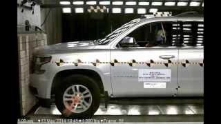 Download (v8748) 2015 Chevrolet Suburban & GMC Yukon XL NHTSA NCAP Frontal Impact Video