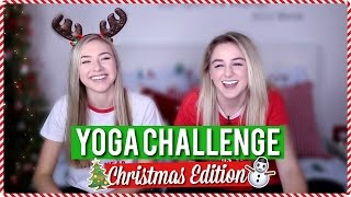Download Yoga Challenge EPIC FAIL - Christmas Edition // 24 Days of Chloe // Chloe Lukasiak Video