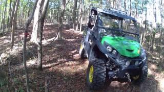 Download 2015 JOHN DEER 850i GATOR TEST RIDE BY MUDD MAN Video