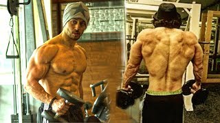 Download Tiger Shroff's Gym Workout Video LEAKED Video