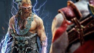 Download God of War 4: Magni, Modi & Thor - All Cutscenes + Boss Battle (4K Gameplay PS4 Pro) Video